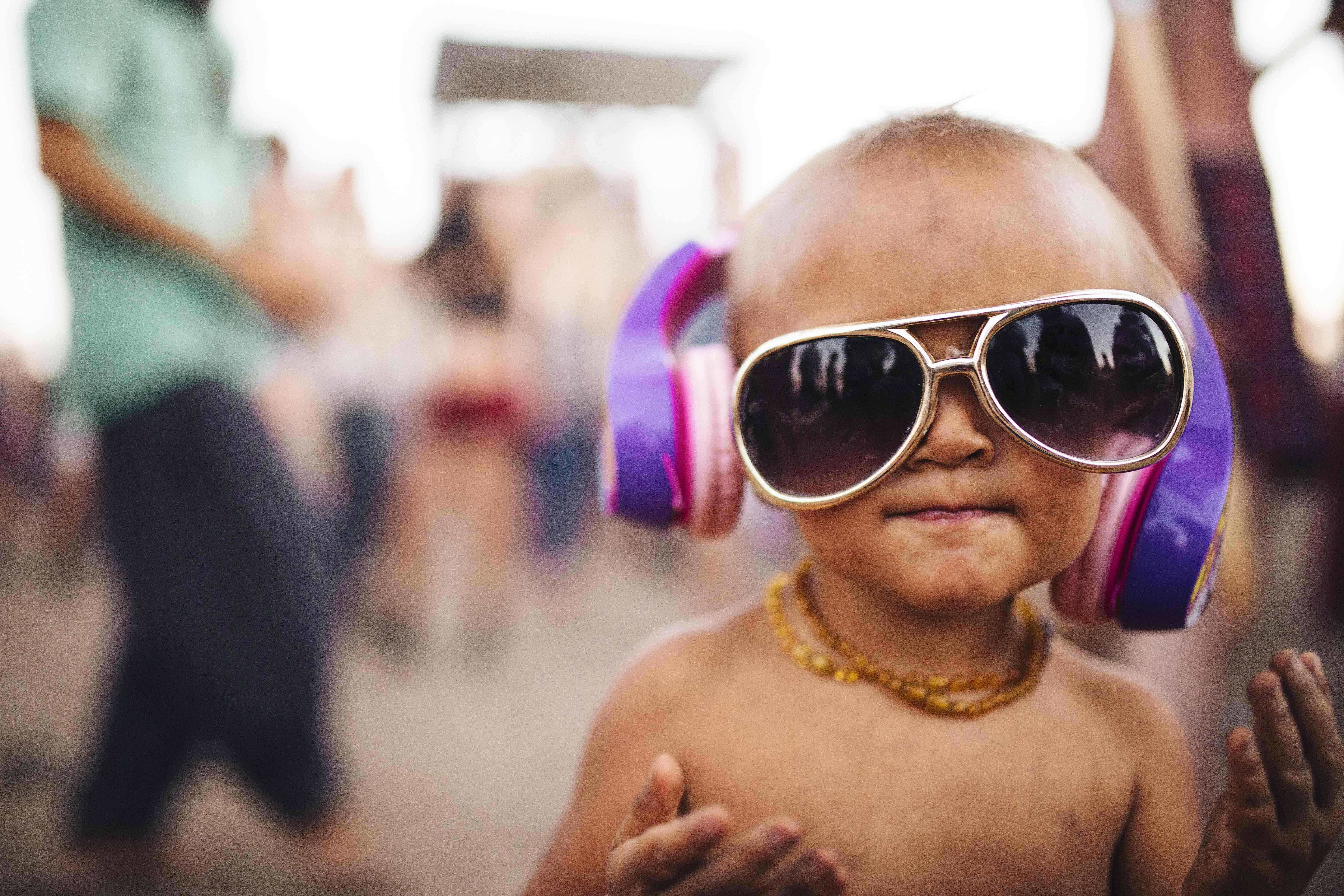 "Want to Attend a Music Festival with Your Kids? Tips from the ""Experts"""