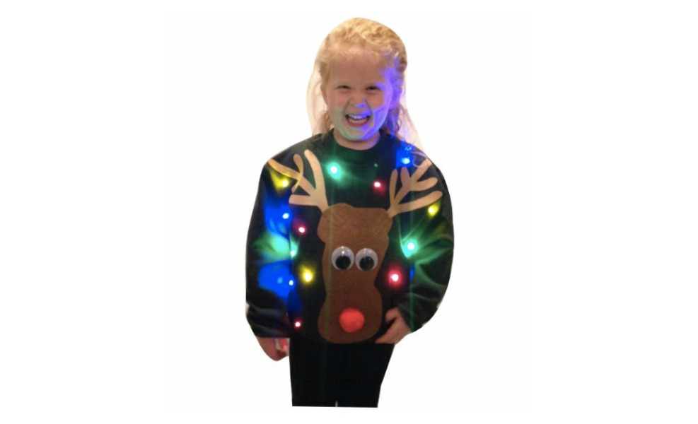 Top 10 Ugly Christmas Sweaters for the Whole Family - Mothering