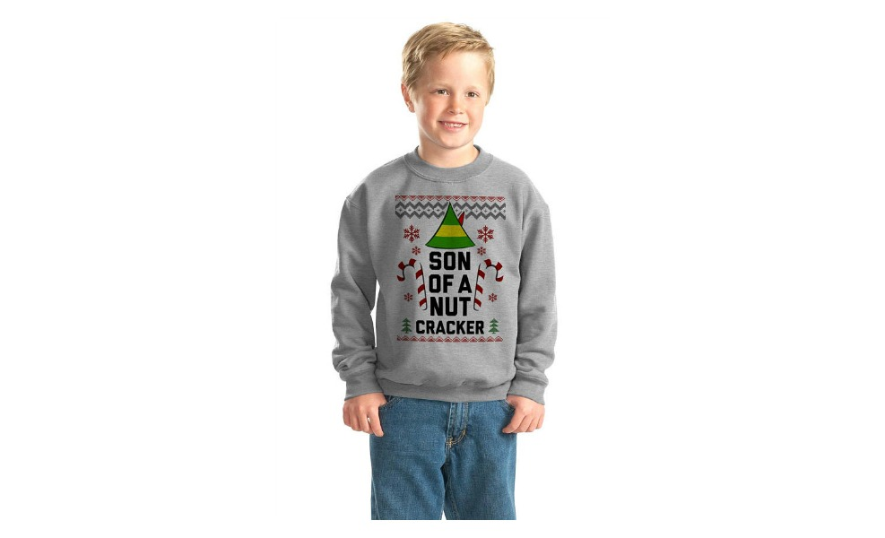 Top 10 Ugly Christmas Sweaters For The Whole Family Mothering