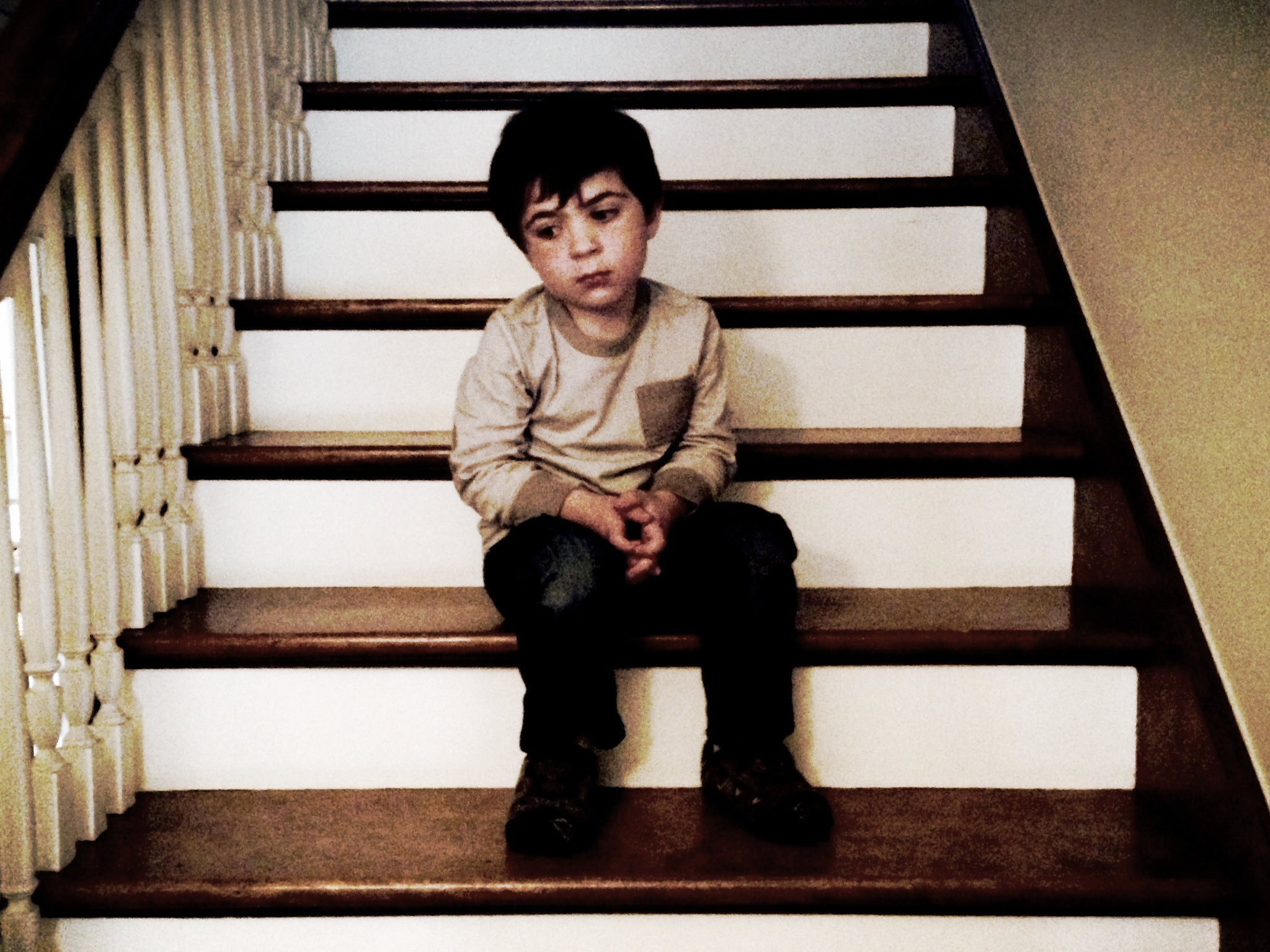 Teach Your Child to Gently Work Through a Mistake With These 5 Questions