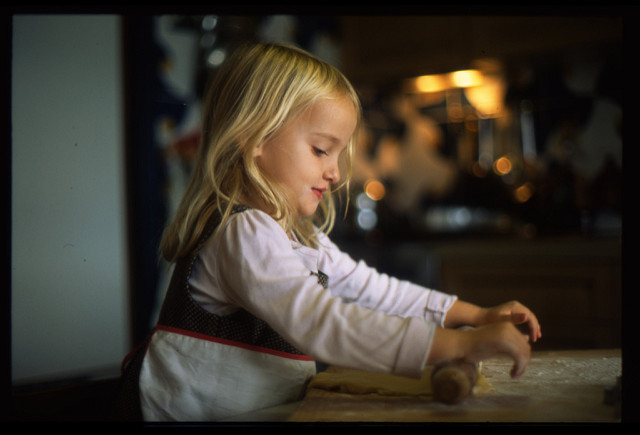 cooking with children- is your fear holding them back?