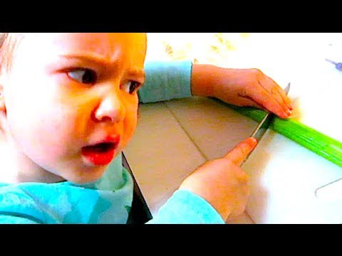 Cooking with kids- is your fear holding them back?