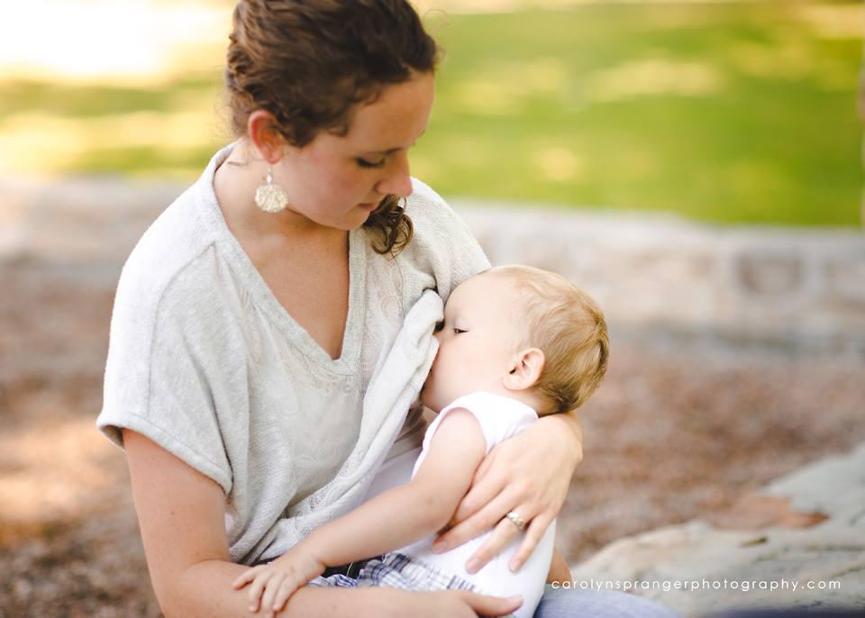 Why I'm Still Nursing My Toddler