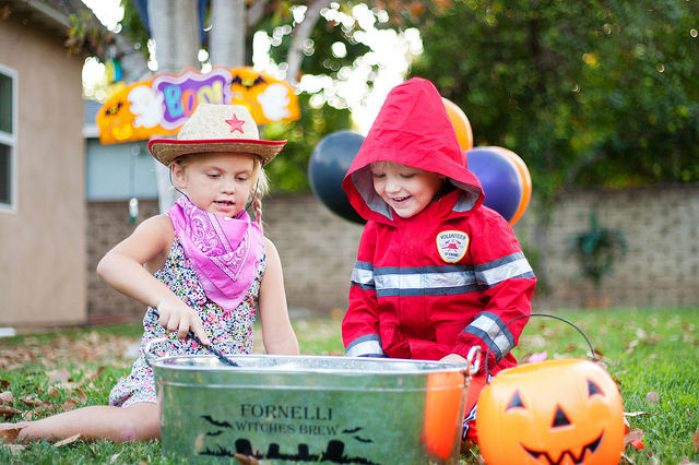 Five Fun (and Candy-Free) Alternatives to Trick-or-Treating
