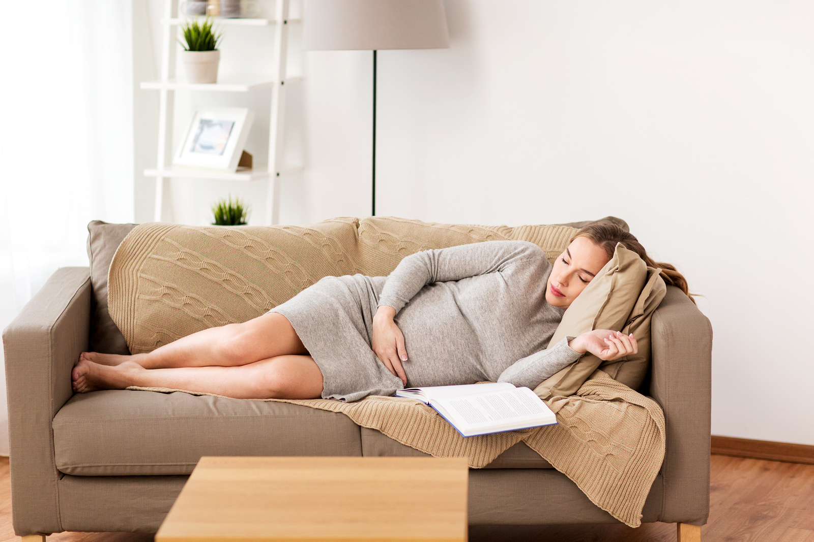 The first trimester brings sickness, total exhaustion, food aversions that make life harder.