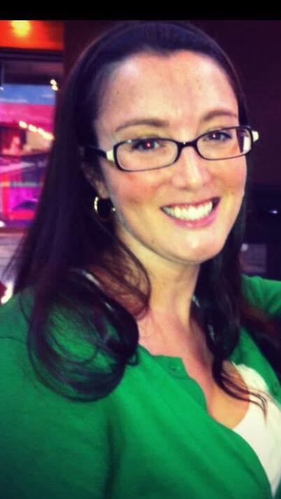 Teacher Erin Guthrie