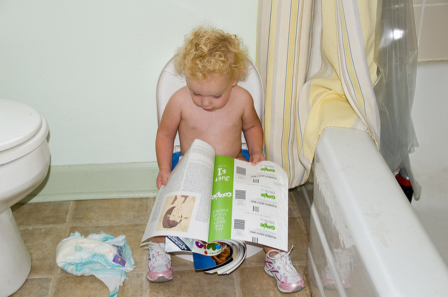 Here's Your Honest Guide To Potty Training