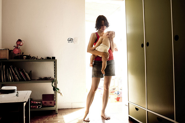 Embracing the misery of motherhood actually makes life easier.