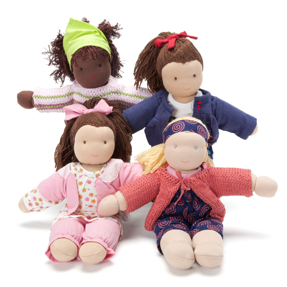 Sweet and Special Friends: Mothering Natural Toy Guide 2015