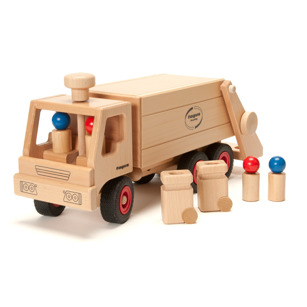 Image of: Garbage Truck