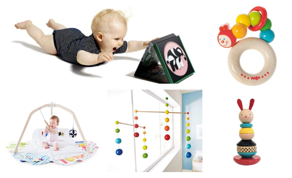 5 Montessori Baby Toys You'll Want For The First Year (And Beyond!)