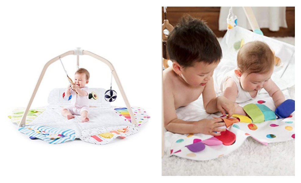 Lovevery's playgym is a Montessori must
