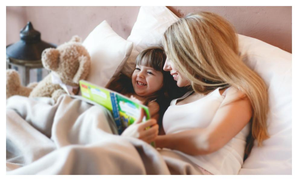 5 Rules for Bedtime Reading That Make Sweet Dreams