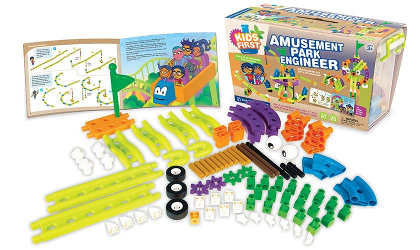 Image of: Amusement Park Engineer