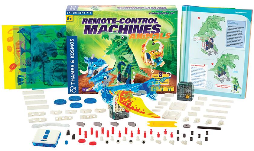 Image of: Remote-Control Machines Animals