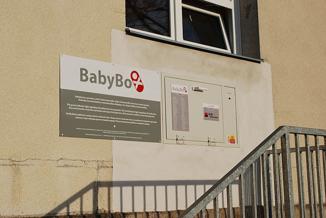 Baby Boxes: A Safer Way to Surrender a Child