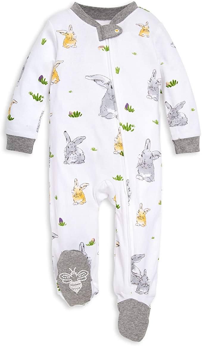Little Lentil Organic Cotton Baby Girls Pocket Dress
