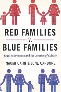 Book Salon: Red Families v. Blue Families
