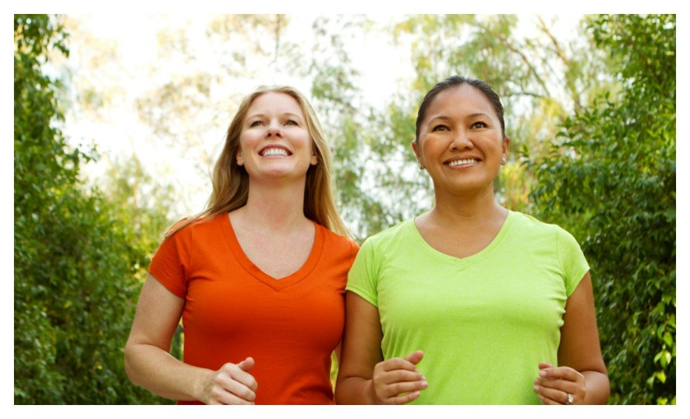 99 walks wants to start a movement of women finding better health and fun