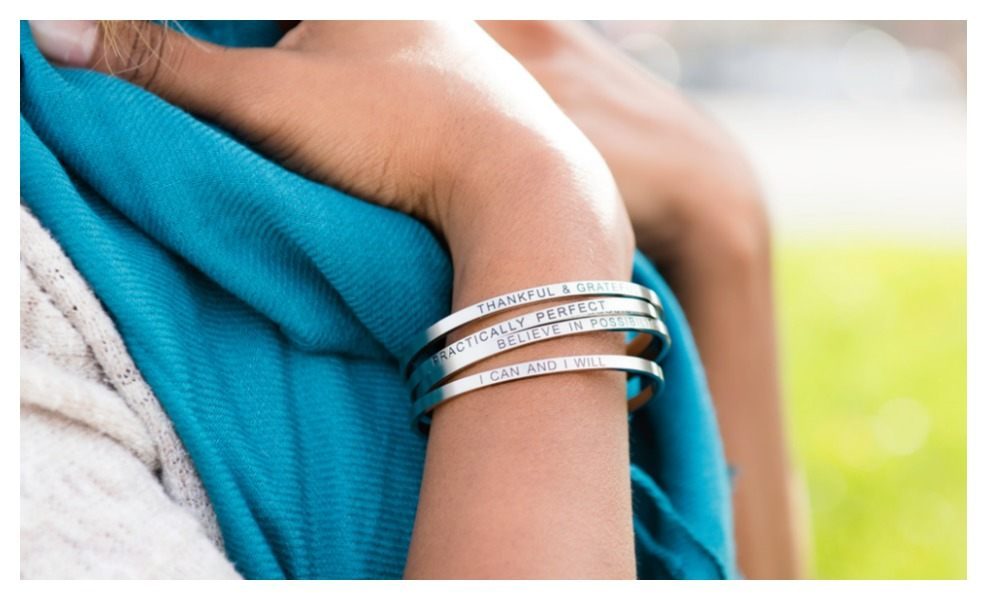 99 walks encourages you monthly with wearable inspiration