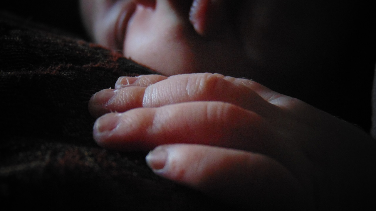 Poem for a Wakeful Baby