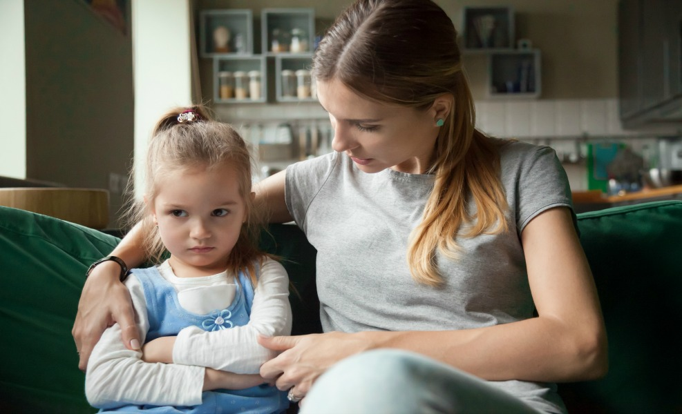 AAP Uses Recent Research For Latest Stance Opposing Spanking Children