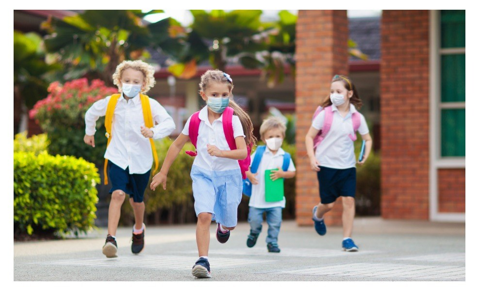 The AAP recommends children return to school in the fall