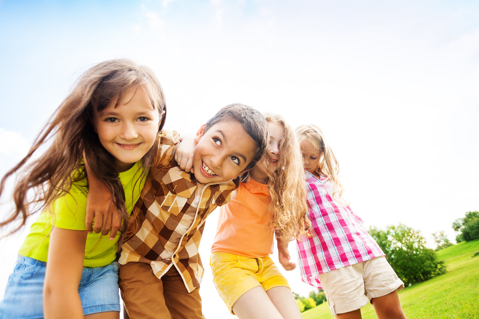 10 Ways to Get Your Kids Exercising This Summer