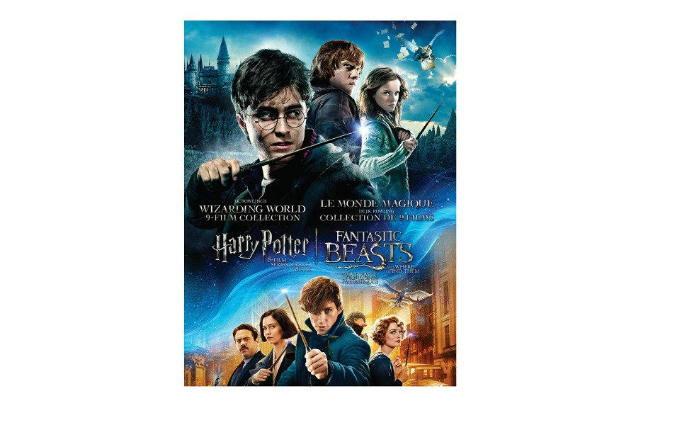 Harry Potter Videos are great Prime Day sales