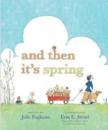 6 Great Spring Read-a-Louds
