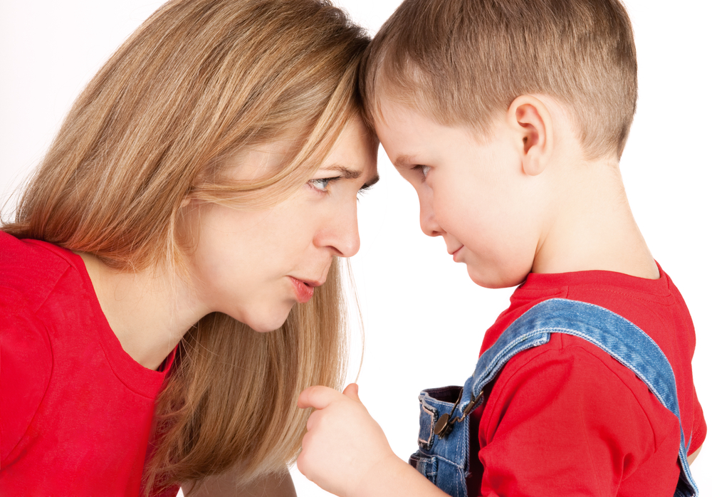 Here are some important things to remember when parenting your argumentative child.
