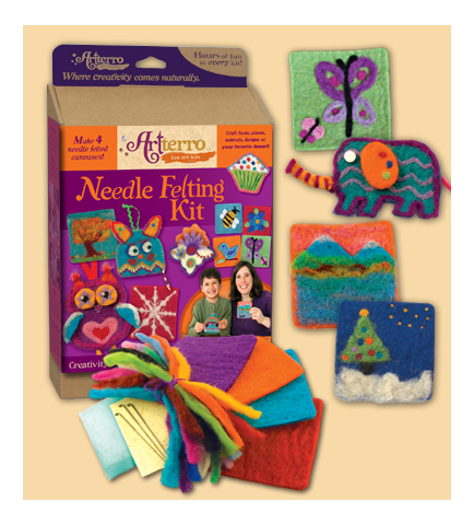Image of: Needle Felting Kit