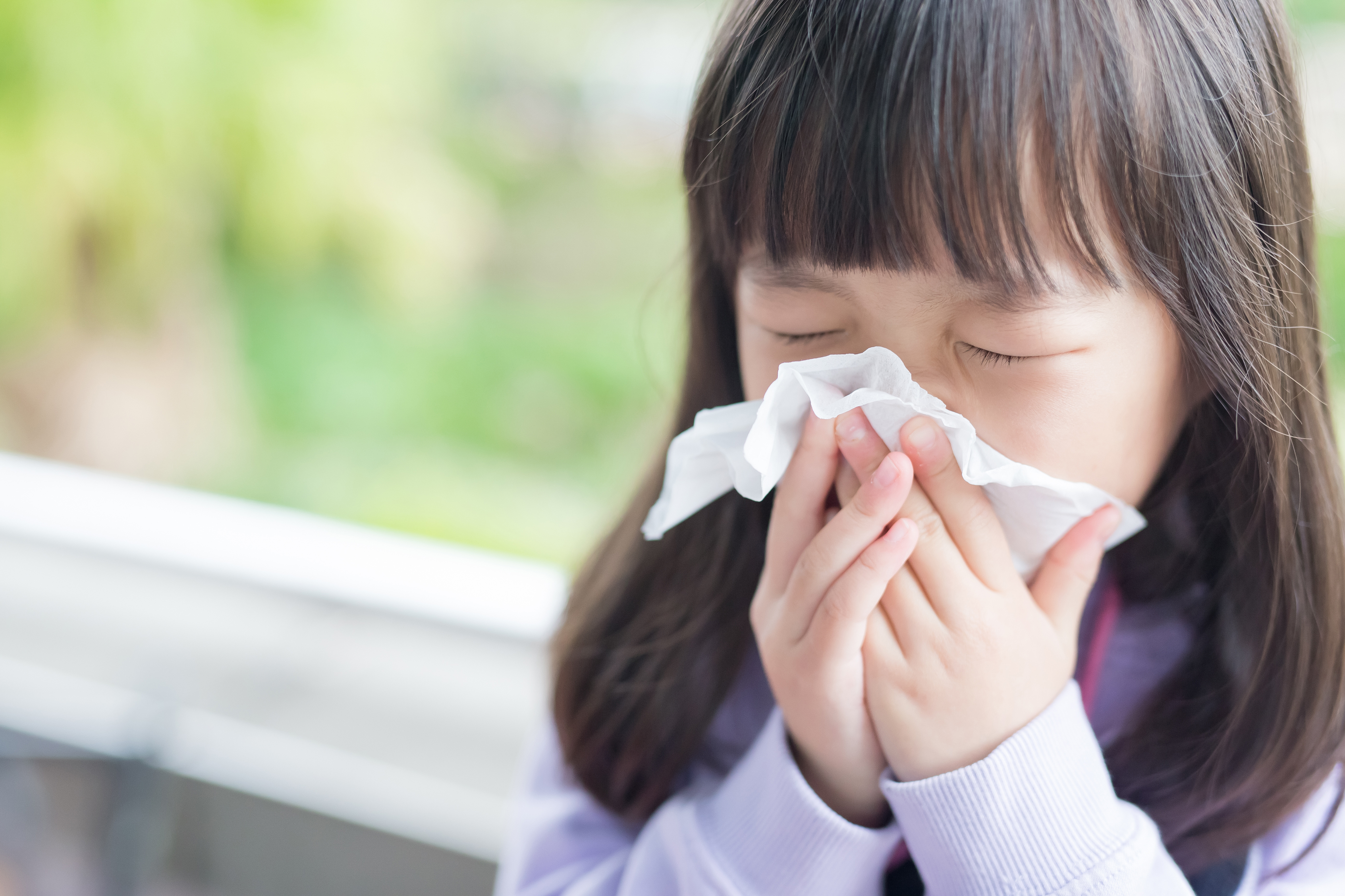 New findings suggest that doctors may be able to predict what children will develop asthma and allergies