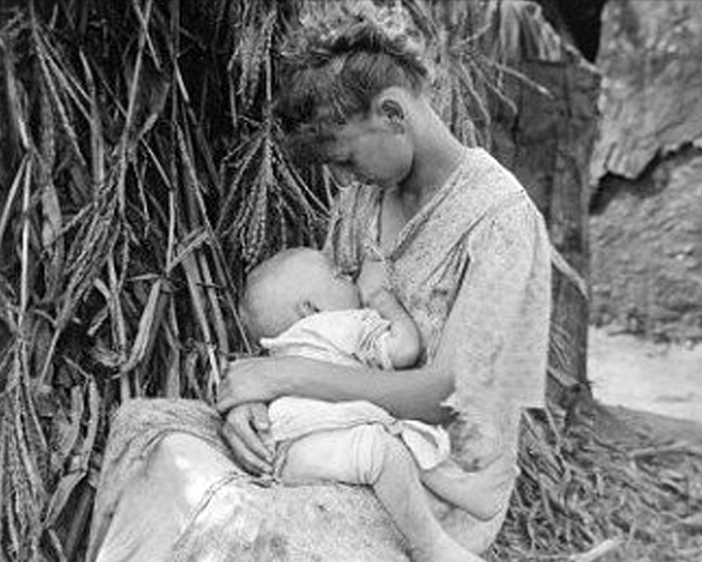 Beautiful Breastfeeding Images from Our Past