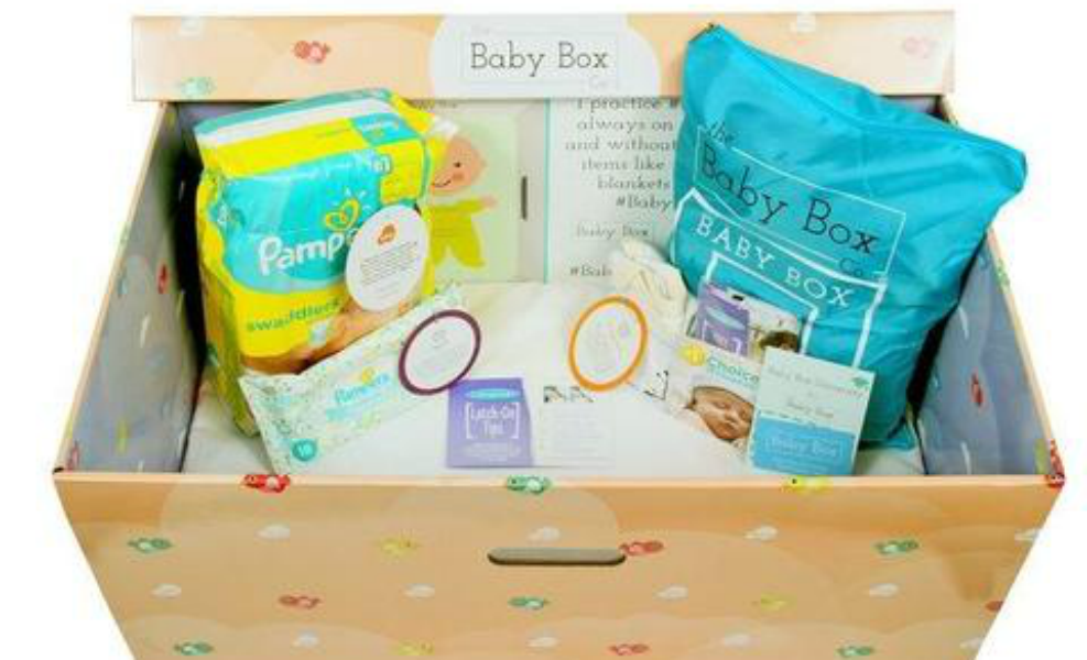 Following Finnish Baby Boxes, Virginia will now give baby boxes to new moms.