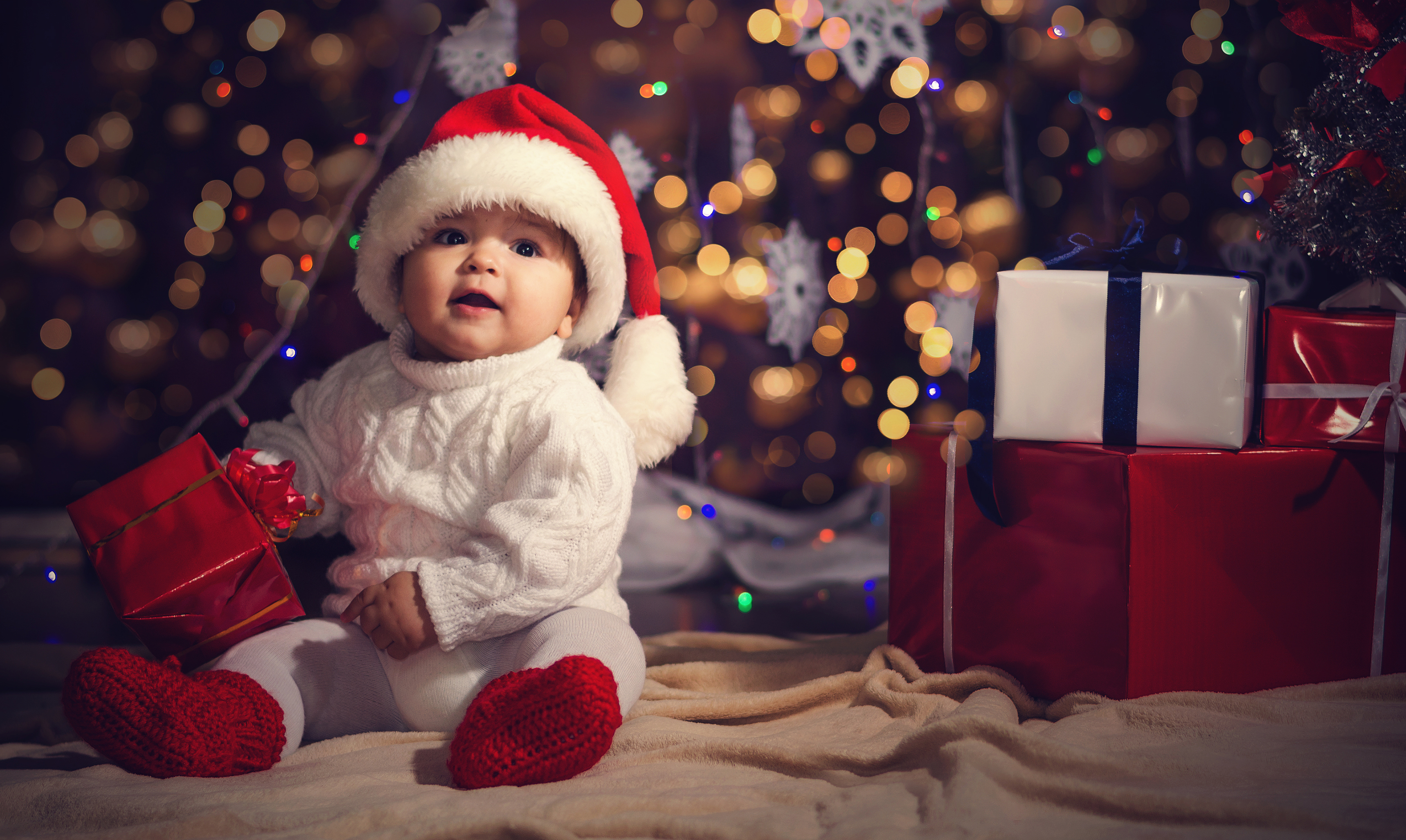 Here are some of our favorite gifts for Baby's first Christmas!