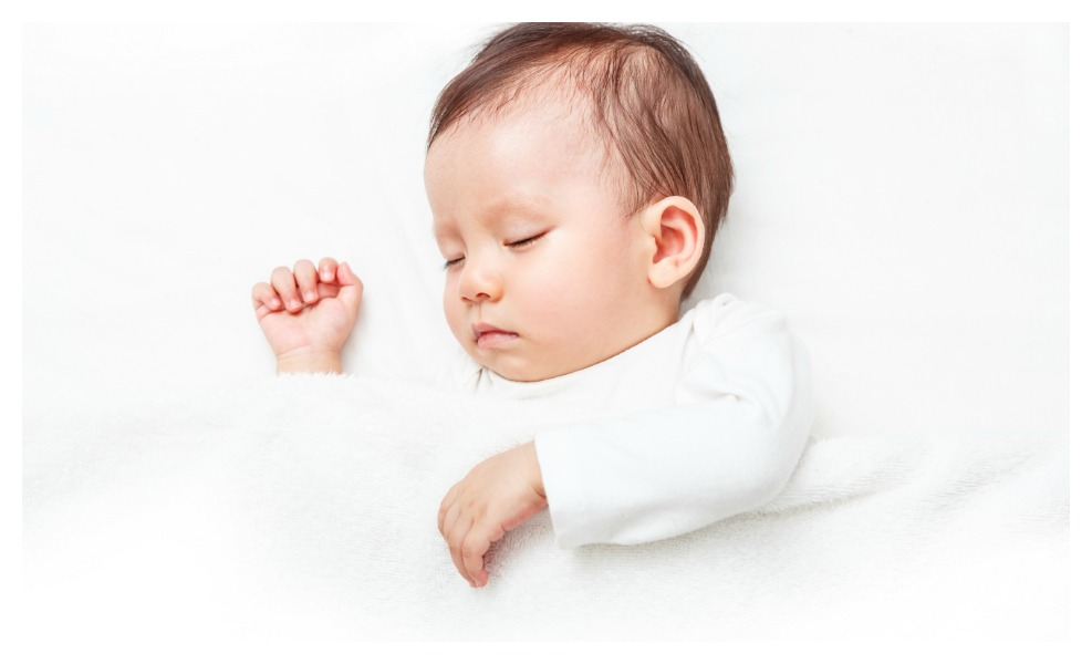 Baby Sleep may be linked to a baby's daily activity level