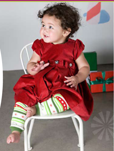 Win a Pair of Holiday Edition BabyLegs from Granola Babies!!
