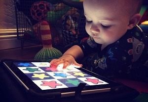 The Debate Over Handheld Devices for Babies & Children