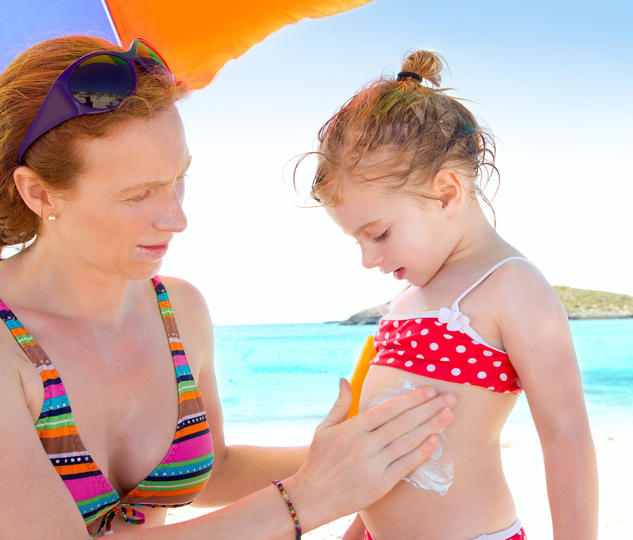 Choosing a sunscreen that's safe and effective can be a challenge.
