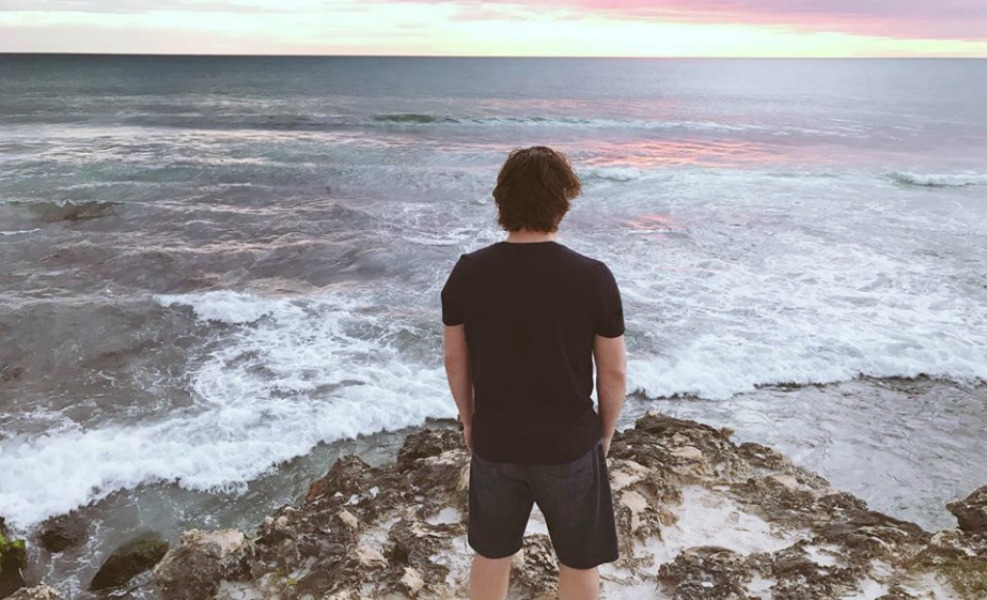 A bereaved father creates a beautiful video for other bereaved dads.