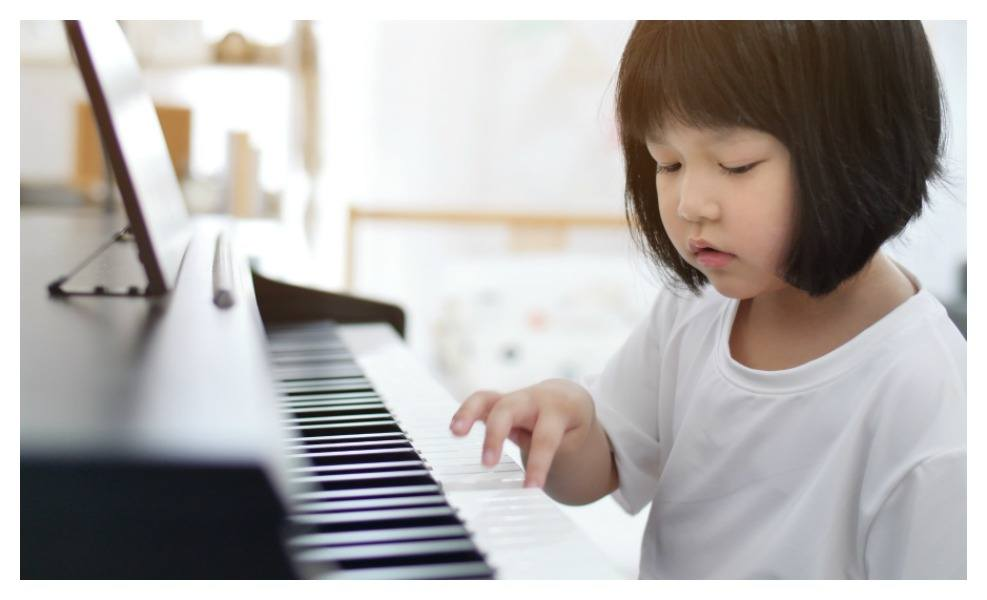 The benefits of music lessons for kids are great