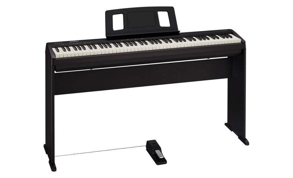 The Roland FP10 offers lots of benefits with music lessons