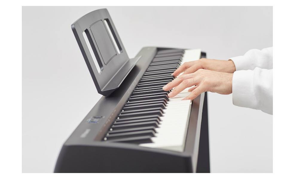 There are many benefits of music lessons for kids with the Roland FP10 Keyboard