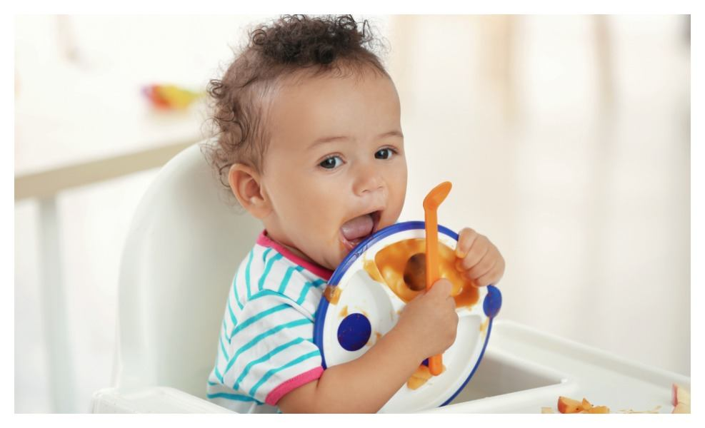 We have the best baby placemats for your messy eaters
