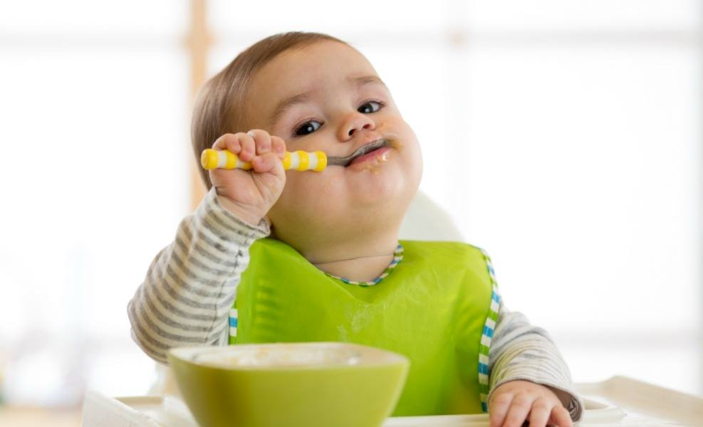 The best baby spoons for babies to feed themselves involve those that are food safe