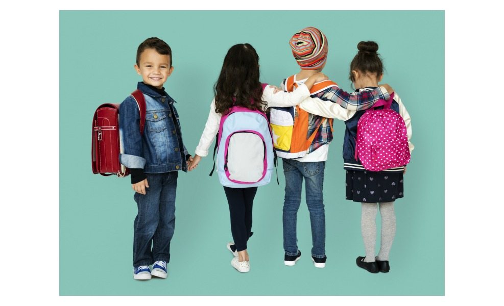 We have the best non-toxic backpacks for elementary school kids