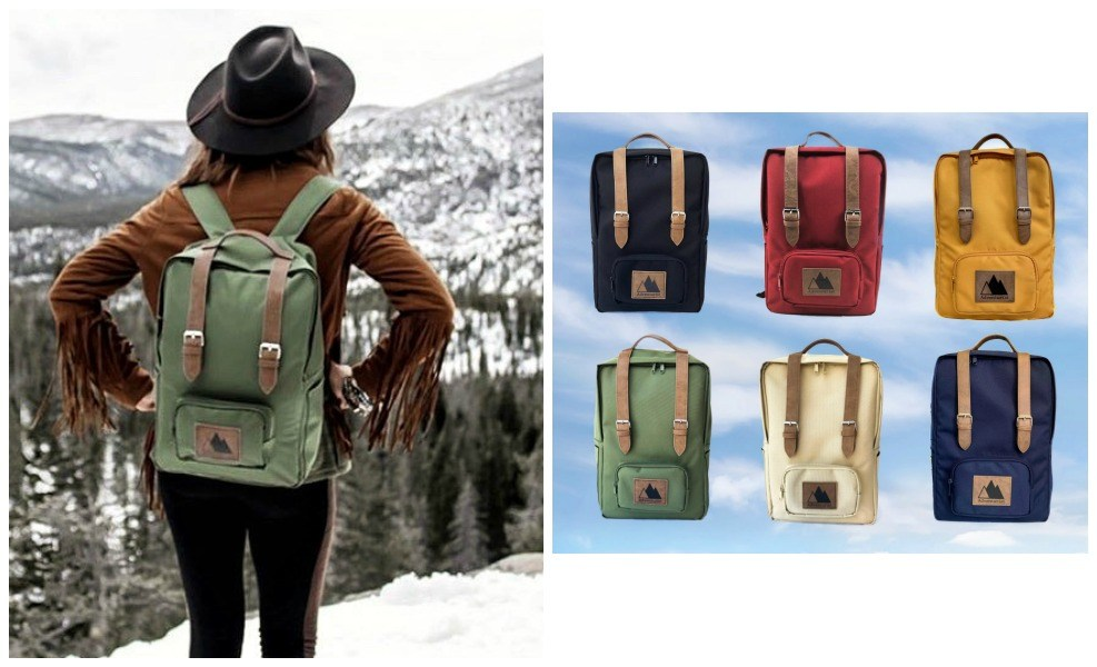 Adventurist backpacks are some of the best backpacks for kids because they give back to communities