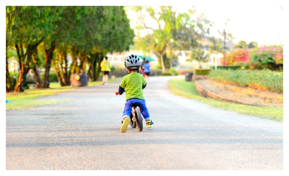 We've got the best balance bikes for kids