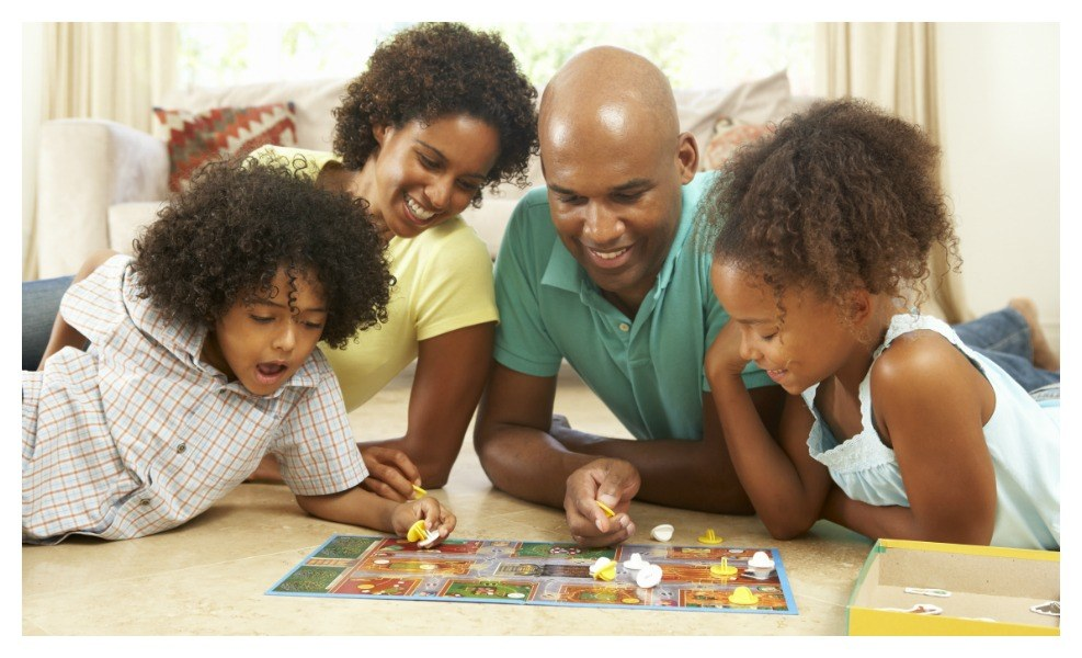 We've got the best board games for families